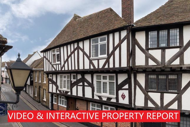 Thumbnail Property for sale in Strand Street, Sandwich