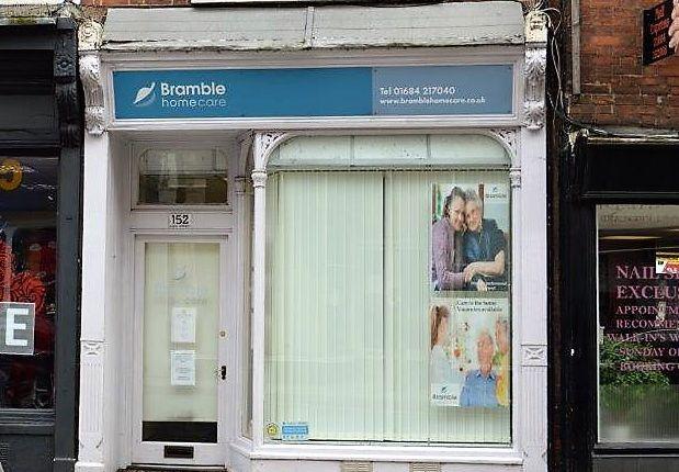 Retail premises to let in High Street, Tewkesbury