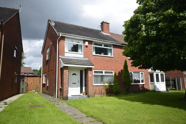 Thumbnail Semi-detached house for sale in Starling Drive, Farnworth, Bolton