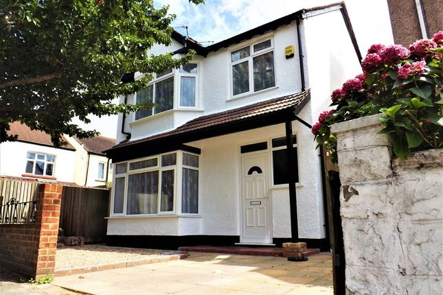Thumbnail Detached house for sale in Cameron Road, Croydon