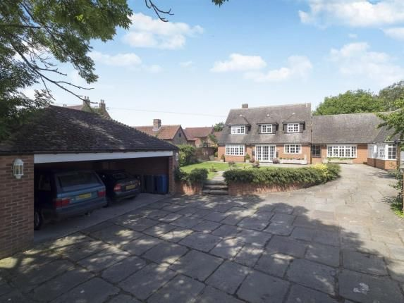 Thumbnail Detached house for sale in Cropwell Road, Langar, Nottingham, Ayncurt