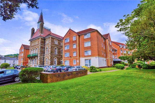 Thumbnail Flat for sale in Homegower House, Swansea