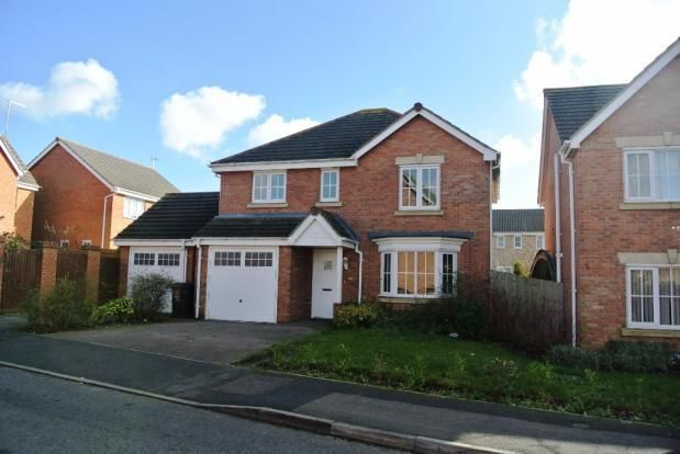 Thumbnail Detached house to rent in Rochester Road, Corby