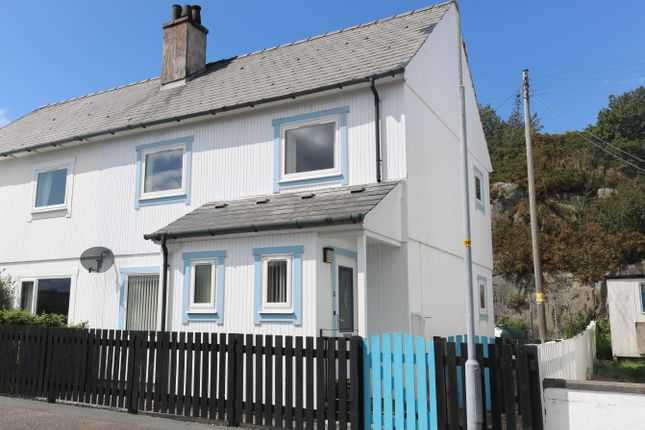 Thumbnail Semi-detached house for sale in Lochalsh Road, Kyle Of Lochalsh