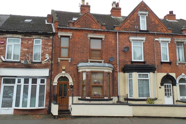 Thumbnail Terraced house to rent in Trinity Street, Gainsborough