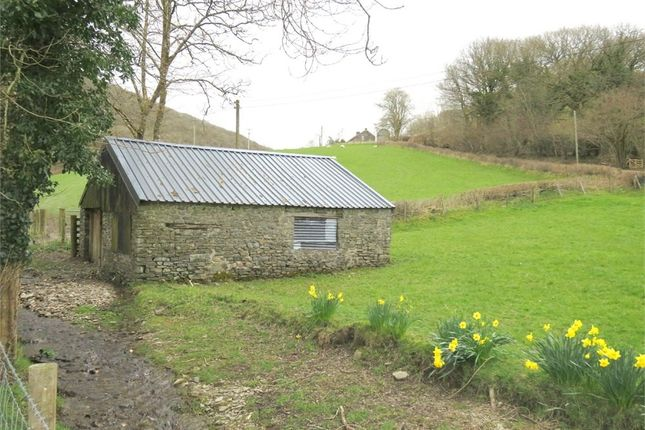 Thumbnail Commercial property for sale in Pumpsaint, Llanwrda