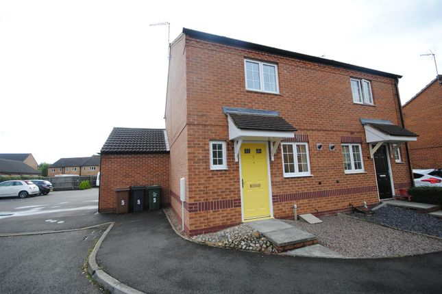 Thumbnail Property to rent in Old Tannery Drive, Sileby, Loughborough