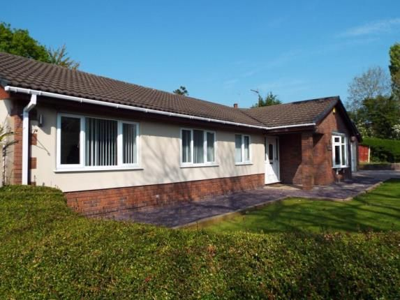 Thumbnail Bungalow for sale in Nant Mawr Road, Buckley, Flintshire