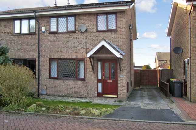3 bed semi-detached house to rent in Brook Meadow, Higher Bartle