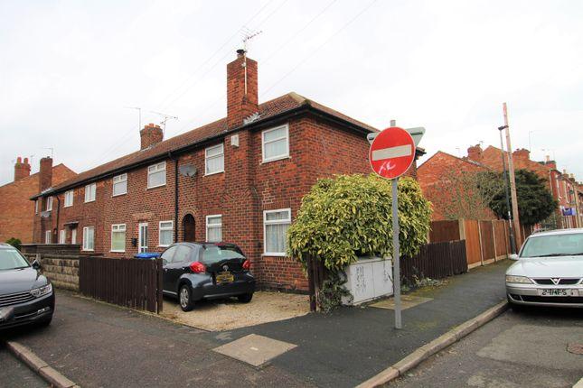 Thumbnail End terrace house for sale in Baker Street, Alvaston, Derby