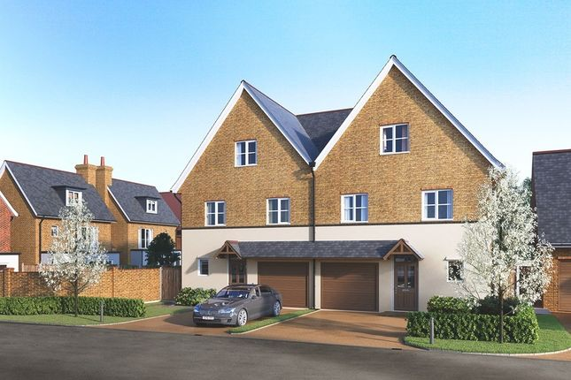 Thumbnail Semi-detached house for sale in Chigwell Grange, High Road, Chigwell, Essex