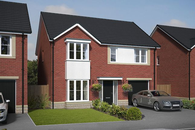 """Thumbnail Detached house for sale in """"The Rosebury"""" at Bassington Avenue"""