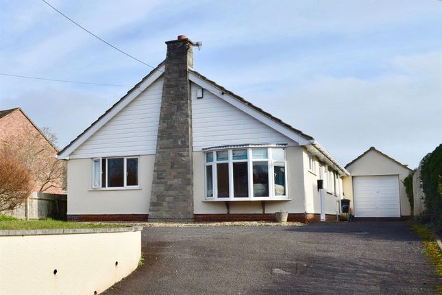 Thumbnail Detached bungalow for sale in Petherton Road, North Newton, Bridgwater