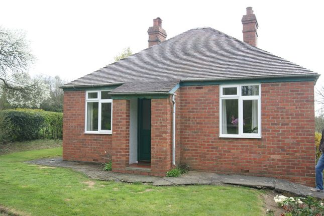 Thumbnail Bungalow to rent in Caynham Road, Clee Hill
