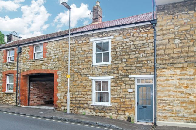 Thumbnail Terraced house to rent in Newland, Sherborne, Dorset