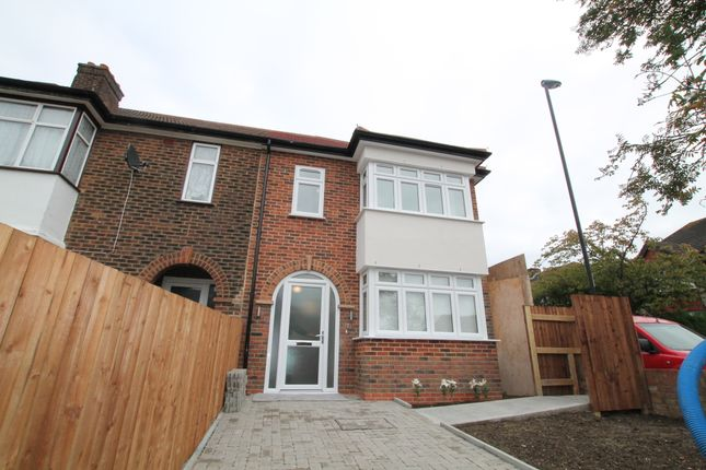 Thumbnail Semi-detached house to rent in Further Green Road, Lewisham