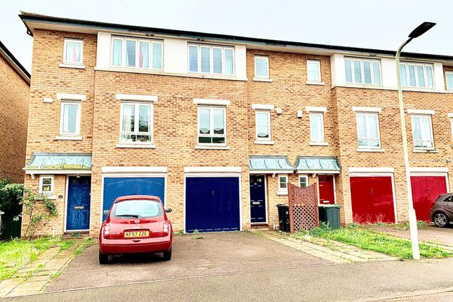 Thumbnail Terraced house to rent in Acorn Way, Bedford