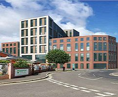 Thumbnail Land for sale in Royal Crescent Road, Southampton