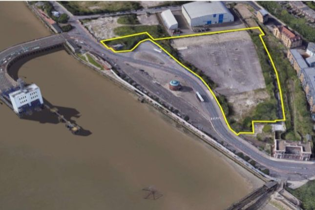 Thumbnail Land to let in Pier Road, London