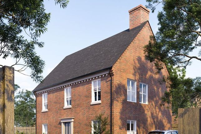 Thumbnail Detached house for sale in Alver Court, Station Road, Madeley, Telford
