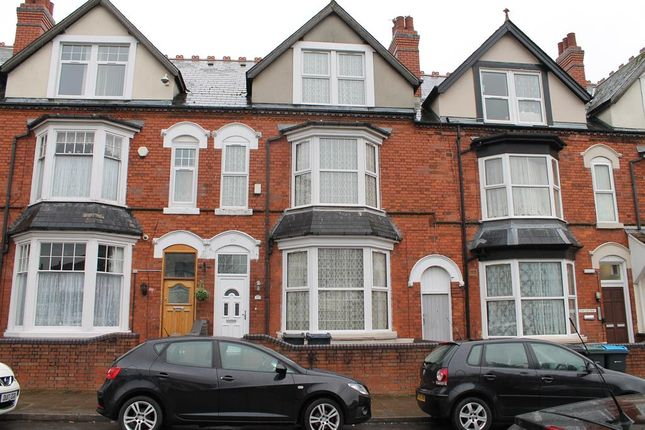 Thumbnail Terraced house for sale in Vicarage Rd, Hockley, Birmingham