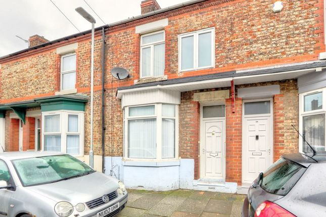 Thumbnail 4 bed terraced house to rent in Langley Avenue, Thornaby, Stockton-On-Tees