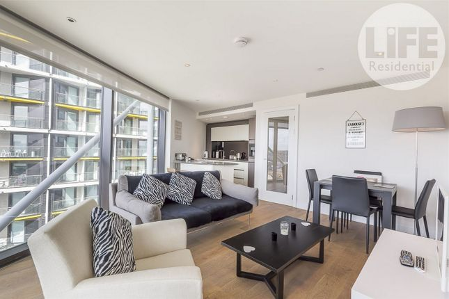 1 bed flat for sale in Two Riverlight Quay, Nine Elms Lane, London