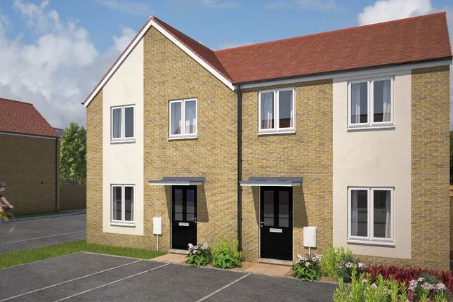 Semi-detached house for sale in Windsor Street, Grove
