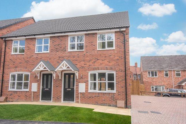 Thumbnail Semi-detached house to rent in Berry House Gardens, Gypsy Lane, Dordon