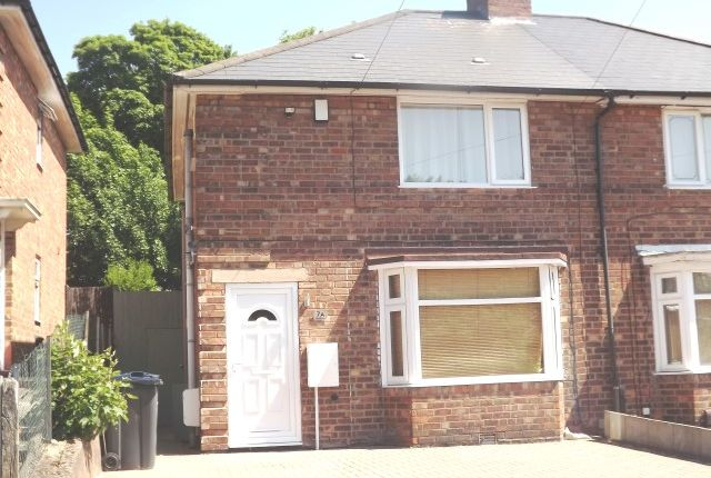Thumbnail Flat for sale in Bendall Road, Kingstanding, Birmingham