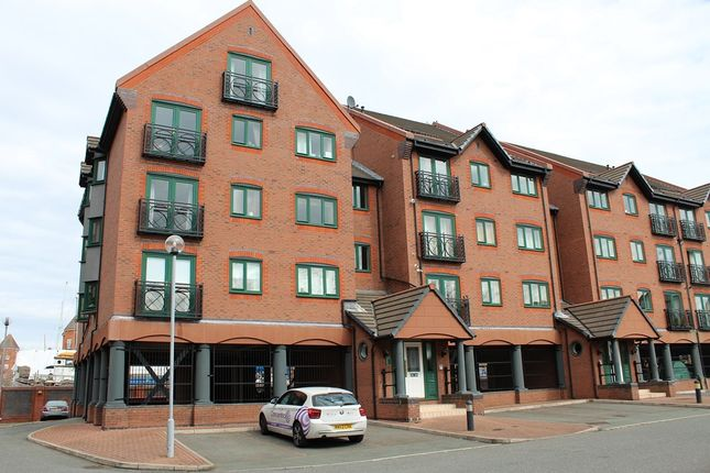 Flat for sale in South Ferry Quay, Liverpool