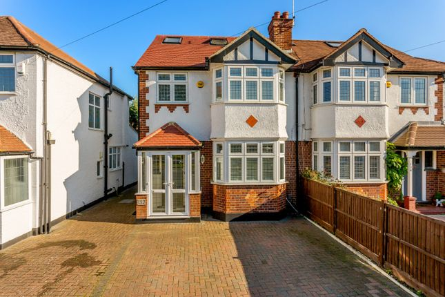 Thumbnail Semi-detached house to rent in Bridge Road, East Molesey, Surrey
