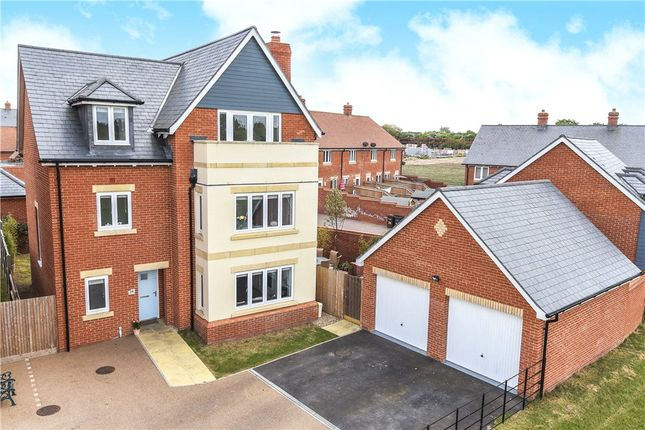 Thumbnail Property for sale in Hodinott Close, Romsey, Hampshire