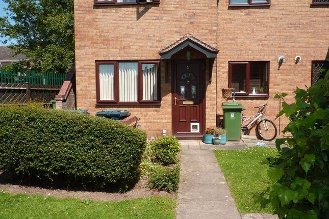 Thumbnail Flat to rent in Dunwoody Court, Hearne Way, Monkmoor, Shrewsbury, Shropshire