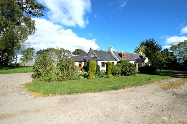 Thumbnail Detached house for sale in Cranloch, By Elgin