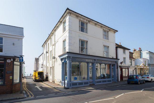 Thumbnail Commercial property for sale in Sandgate High Street, Sandgate, Folkestone