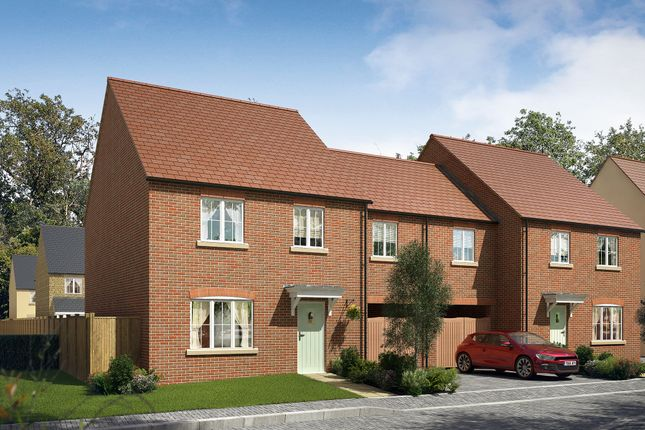 "Thumbnail Link-detached house for sale in ""The Maple"" at Perth Road, Bicester"