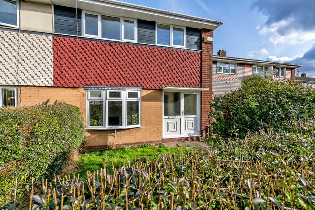 Thumbnail End terrace house for sale in Hadley Road, Bloxwich, Walsall