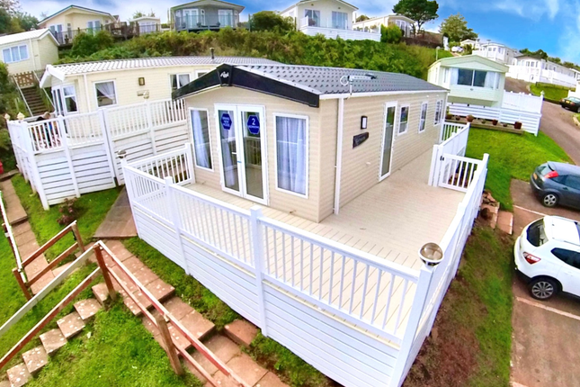 The Regal Lulworth Feels Modern In Design And Comes Complete With A Huge Decking Area