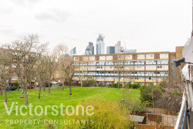 Thumbnail Maisonette for sale in Hanbury Street, Spitalfields