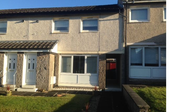 Thumbnail Terraced house to rent in Blinny Court, Shotts