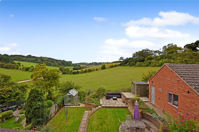 4 bed semi-detached house to rent in Knowledge Hill, Ramsbury, Marlborough SN8