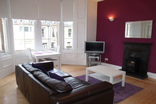 Thumbnail Flat to rent in Loudon Terrace, Glasgow