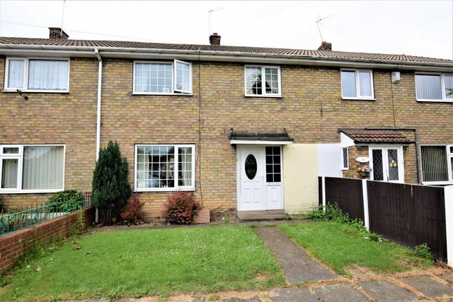 Thumbnail Terraced house for sale in New Park Estate, Stainforth, Doncaster