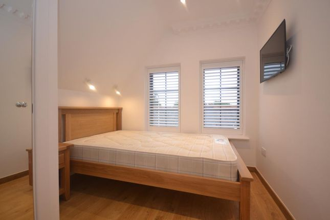 Bedroom of William Hall, Whitley Street RG2