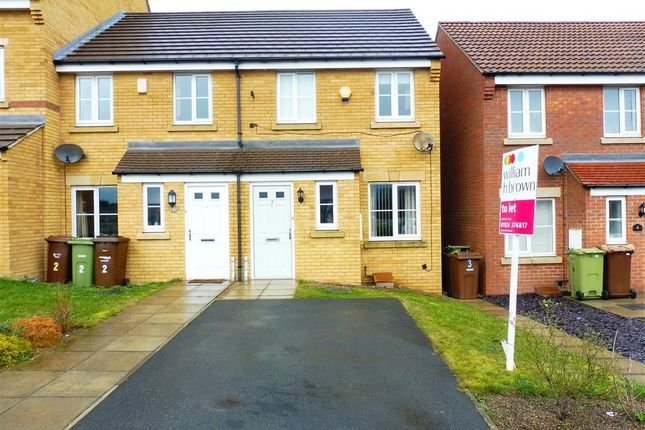 Thumbnail Property to rent in Rosehip Walk, Castleford