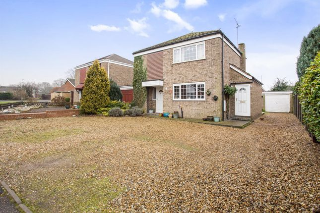 Thumbnail Detached house for sale in Old Vicarage Park, Narborough, King's Lynn