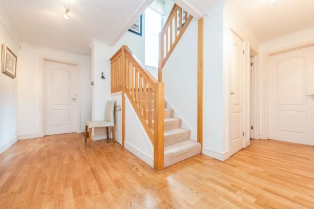 Thumbnail Detached house for sale in Springfield, Lightwater