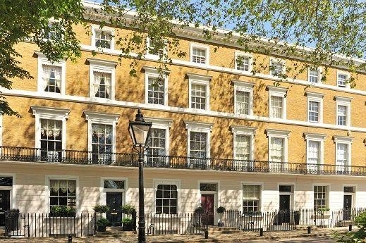 Thumbnail Terraced house for sale in Regents Park Terrace, Primrose Hill