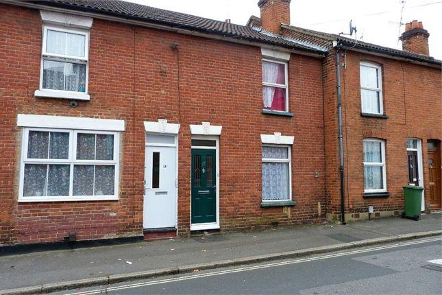 Thumbnail Terraced house for sale in Birchett Road, Aldershot, Hampshire